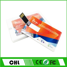 Best Promo Gift Credit Card Usb Flash Drive , 128 mb - 128 gb UDP Usb Stick