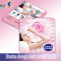Good quality Eco friendly PET/PP lenticular 3D plastic packaging box, lenticular plastic boxes, cosmetic box packaging