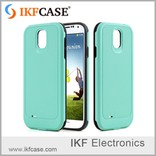 Colorful shockproof mobile phone case for samsung galaxy s4
