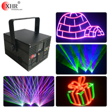 Cheap 1000mw ILDA RGB Disco DJ Laser Text Laser Light