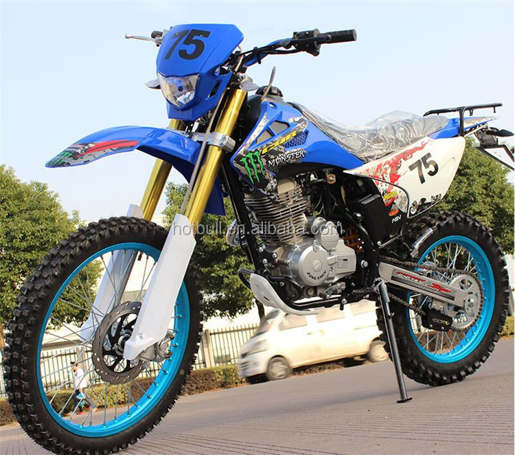 2017 high quality sport motorbike dirt bike 250cc