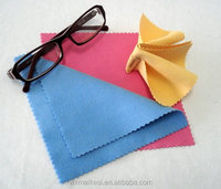 microfiber car cleaning cloth suede glass cleaning cloth