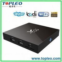 4K Ultra Output X96 KODI 16.1 Quad Core Android 6.0 Marshmallow Smart TV BOX
