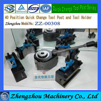 40 Position Quick Change Tool Post Tool Holder