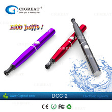 New best selling products non disposable electronic cigarette DCC2 e cigarettes canada