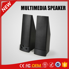 New product 2017product speaker with great sound 2.0ch bluetooth speaker