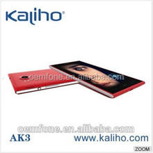 Kaliho factory new launched cheapest price high quality 3G Android oem brand bar design smart cell phone AK3