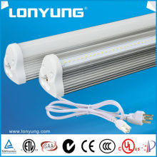 ce&etl cfl manufacturing cost t8 led integrated tube light 1500mm