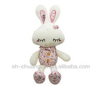 lovely nicole rabbit& stuffed plush rabbit toys