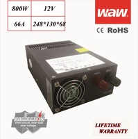 12V 66A 800W 110V/220V AC/DC Switching Power Supply CCTV power CE ROHS approved