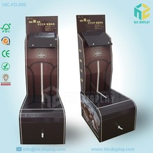 Corrugated cardboard chair for exhibition design