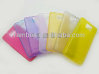 Ultra Thin Clear Plastic Hard Case Cover for Samsung Galaxy S2 i9100