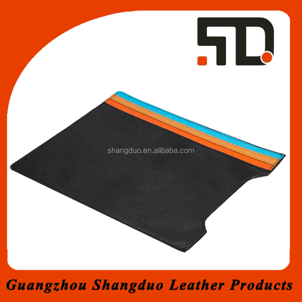 Trade Assurance Supplier Quality Custom Leather Pad Holder