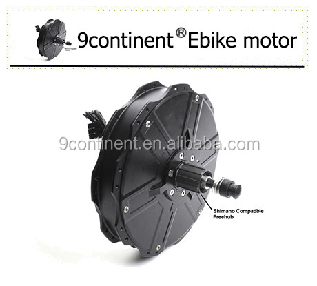 500w Magnetic electric bicycle wheel hub motor for adult mountain Bike