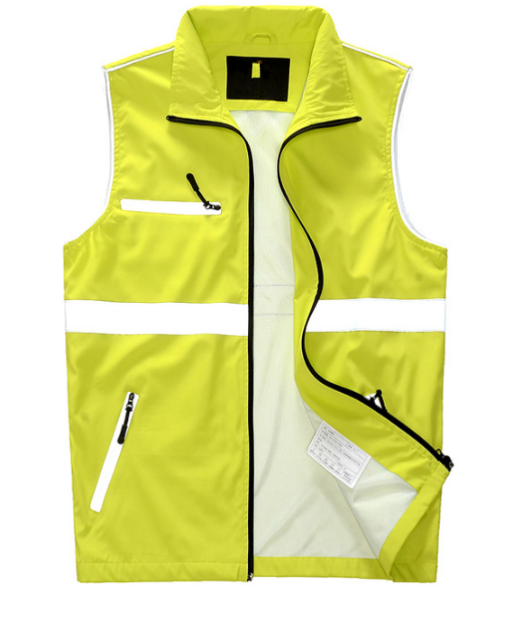 Hot Selling Hi Vis Vest Reflective <strong>Safety</strong> Use