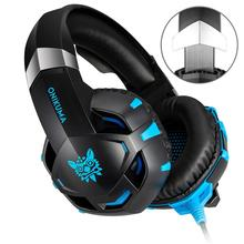 Gaming Headset for PS4, <strong>Xbox</strong> One, PC, Nitendo Switch, Over Ear Headphones with Mic Noise Reduction