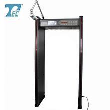 Walk through metal detector detecting weapons and other dangerous objects TEC-600CM for anti-terrorism
