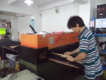 Raw Material Cutting