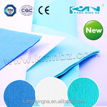 45GSM/60GSM Medical Grade Paper Sterile Wrapping Crepe Paper