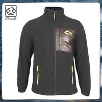 Custom Lightweight 100 Polyester Jacket Mens