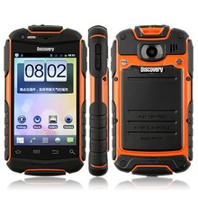 Original Discovery V5(Rock V5) Shockproof Dustproof Android smart phone 3.5 Inch Capacitive Screen