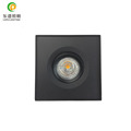 New fast junction box 9w triac dimmable led surface downlight dimmable 2700k 3000k 4000k fast junction box