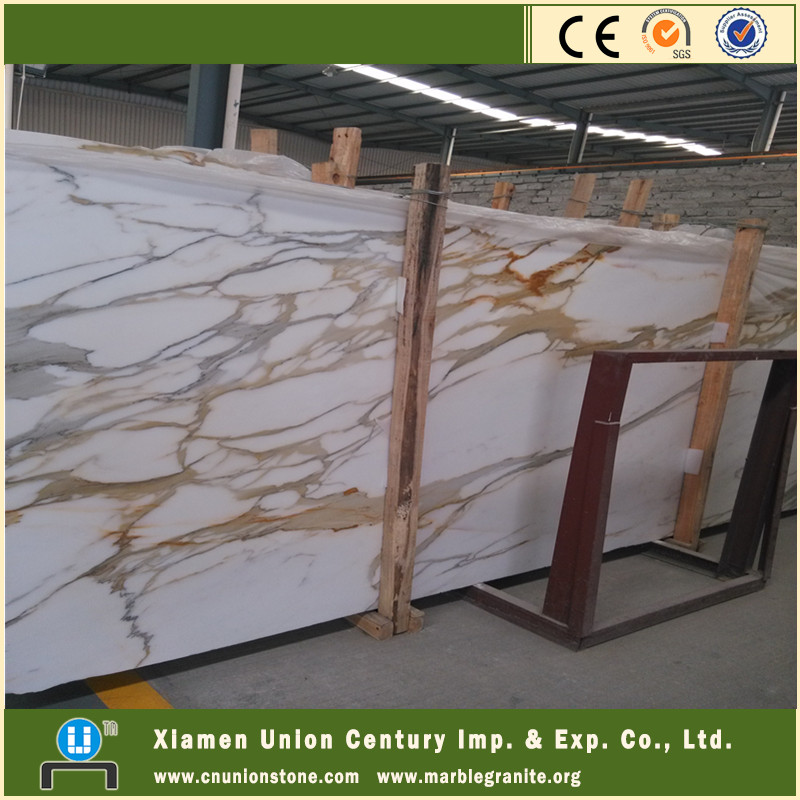calcutta gold marble slab for wholesale