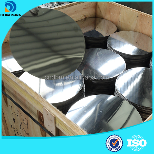 Fast delivery high quality cheap 430 410 cold rolled 201 stainless steel circle
