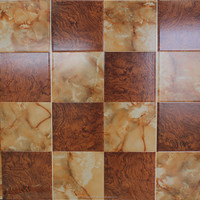 Marble parquet 12mm laminate flooring home comercial decor