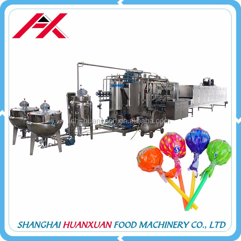 Low Price Small Hard lollipop Candy Making Machine,small candy machine