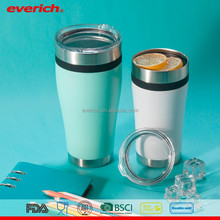 double wall stainless steel thermos custom drinking adult cups with lids