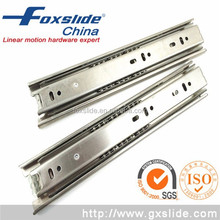 45MM China auto closing plastic drawer slides