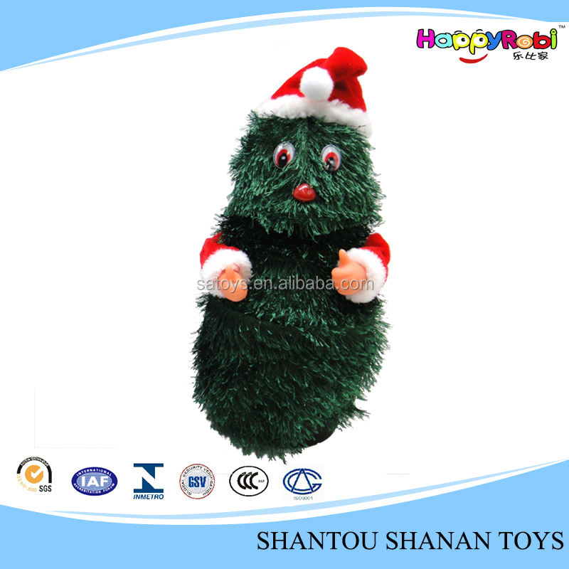 Christmas Decoration Supplies handmade tree santa claus christmas toy