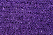 Purple Sequin Polyester Wholesale Fashion Fabric for Dress