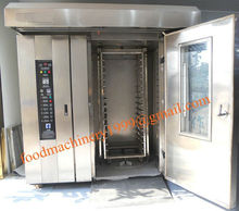 2012 New Type hot air rotary oven for cake, bread, cookies, toast baking