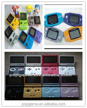 Retro game console for GBA/GBC/GBA SP player