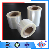 Heat Resistant Transparent Pharmaceutical Plastic Pvc