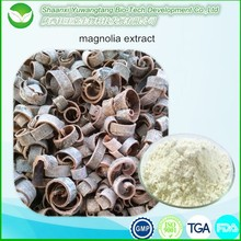 Best price Magnolia Bark Extract 98% Magnolol
