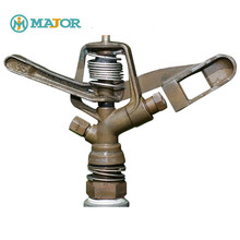 Full circle agricultural farm irrigation system high pressure sprinkler head