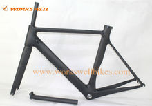 Bike accessory , Super stiffness 700c road bike carbon frame china