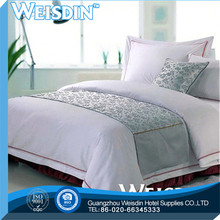 microfiber fabric elegant hand embroidery designs bed sheets set