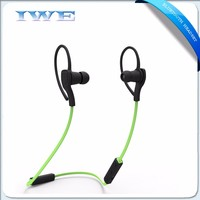 Wholesale high quality ear hook Stereo custom logo OEM Wireless Bluetooth headphones 4.1 With Microphone for sports