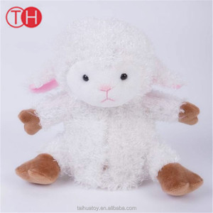High Quality Custom Sheep Plush Gift Stuffed Animal Toy