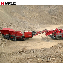 New designed factory price 2 stage stone crushing plant with 25 years experience