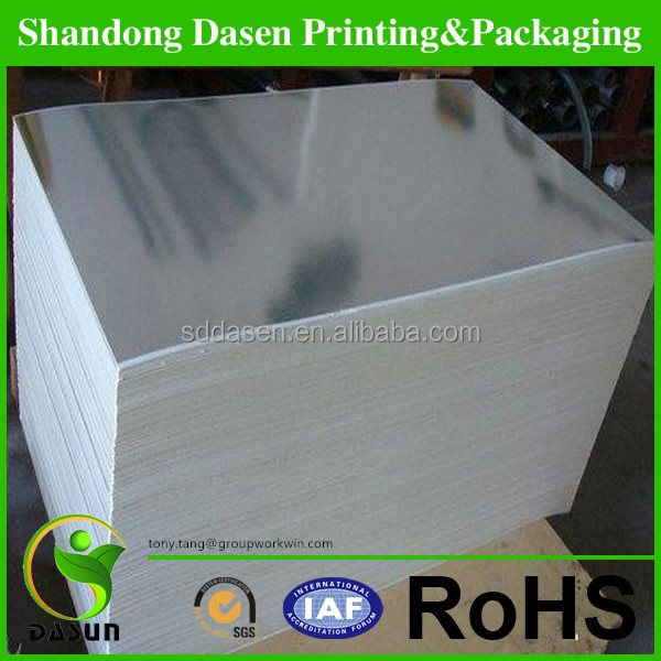 China label printing use wet strength transfer metallized paper