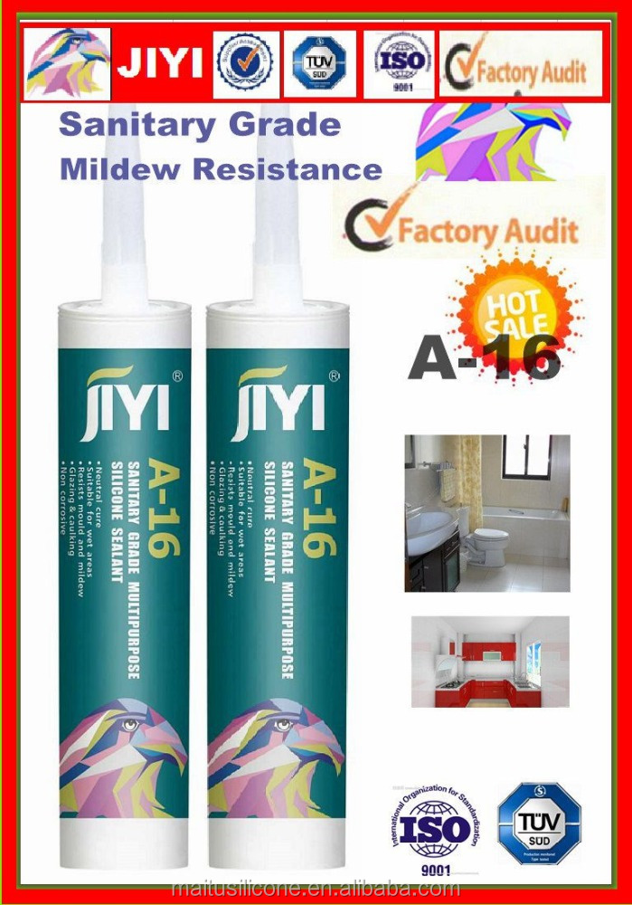 Neutral Silicone Sealant supplier/ kitchen and bathroom silicone sealant supplier/ Mildew Resistant Silicone Sealant