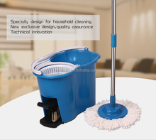 multi-functional cleaning wringer mop bucket/twist mop cleaning mop with spin bucket