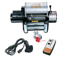 4WD Water Proof Electric Winch 12000lb