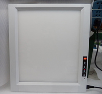 one panel Film Activated Switching LED dental x-ray film viewer