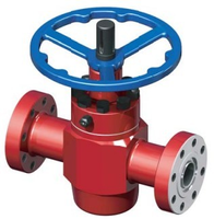 API 6 A /Manual Gate Valve/ Manual Gate Valve Rising Stem
